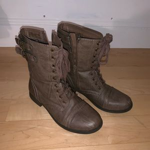 Shoes - army boots